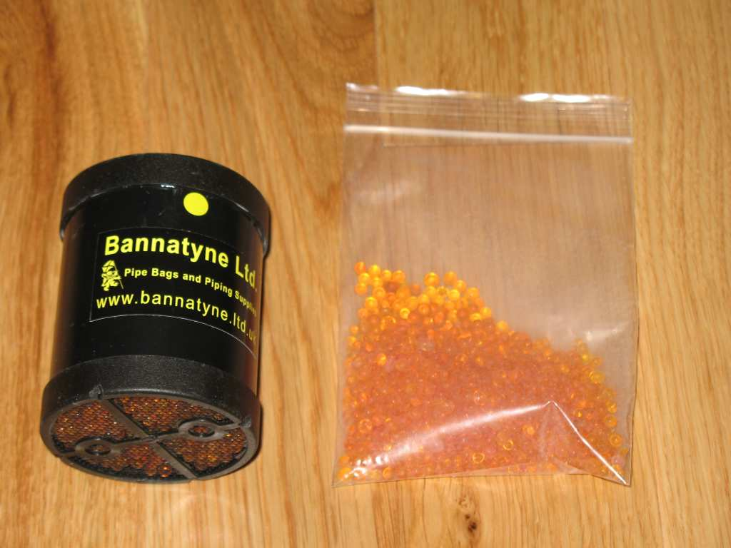 Bannatyne Canister Moisture Control System