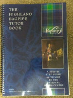 Highland Bagpipe Tutor Book(s) & CD