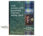Highland Bagpipe Tutor books (formerly College of Piping)