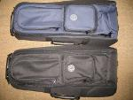 Backpack Bagpipe Case: Black